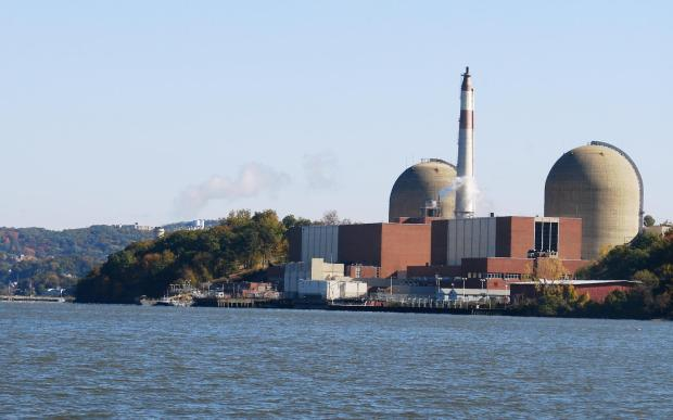 Government Shutdown of a US Nuclear Plant at Indian Point in Buchanan ...