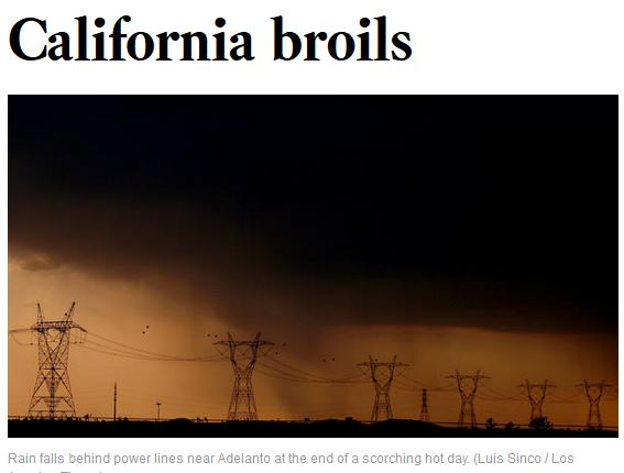 california broils